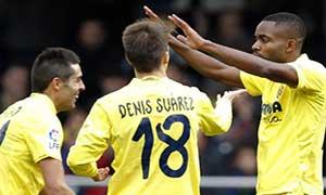 Villarreal 2-0 Sporting Gijon