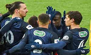 Wasquehal 0-1 Paris Saint-Germain