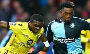 Wycombe Wanderers 1-1 Aston Villa