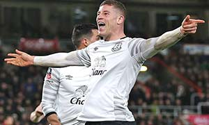 AFC Bournemouth 0-2 Everton