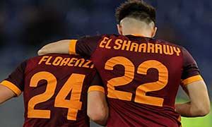 AS Roma 2-1 Sampdoria
