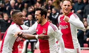 Ajax 2-1 Feyenoord