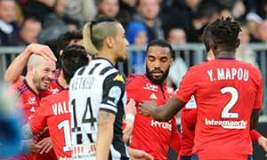 Angers 0-3 Lyon