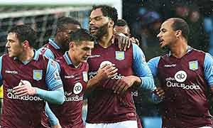 Aston Villa 2-0 Norwich City
