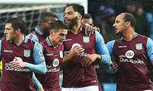 Aston Villa 2-0 Norwich City