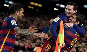 Barcelona 6-1 Celta Vigo
