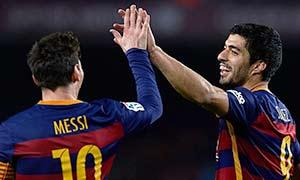 Barcelona 7-0 Valencia