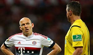 Bayer Leverkusen 0-0 Bayern Munich