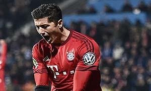 Bochum 0-3 Bayern Munich