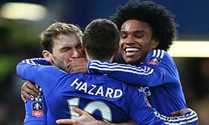 Chelsea 5-1 Manchester City