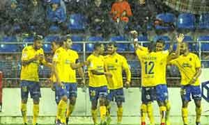 Eibar 0-1 Las Palmas