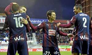 Eibar 2-0 Levante