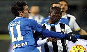 Empoli 1-1 Udinese