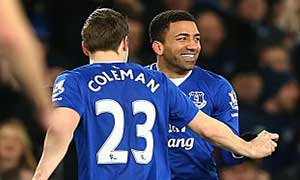 Everton 3-0 Newcastle United