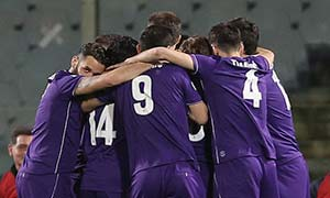 Fiorentina 2-1 Carpi