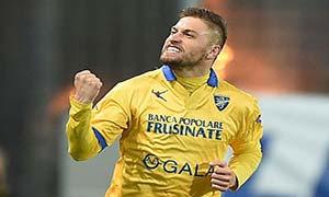 Frosinone 1-0 Bologna