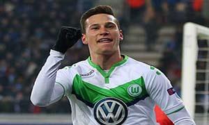 Gent 2-3 Wolfsburg