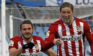Getafe 0-1 Atletico Madrid