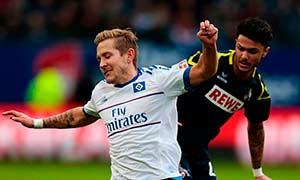 Hamburger SV 1-1 Koln