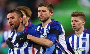 Heidenheim 2-3 Hertha Berlin