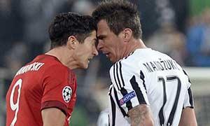Juventus 2-2 Bayern Munich