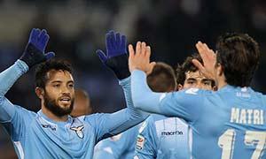 Lazio 5-2 Hellas Verona