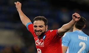 Lazio 0-2 Napoli
