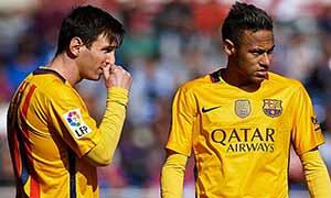 Levante 0-2 Barcelona