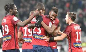 Lille 1-0 Caen