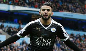 Manchester City 1-3 Leicester City