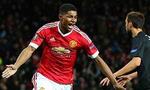 Manchester United 5-1 Midtjylland