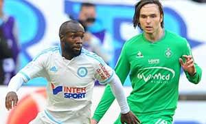 Marseille 1-1 Saint-Etienne