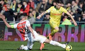 Nantes 0-0 AS Monaco