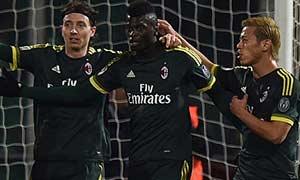 Palermo 0-2 AC Milan