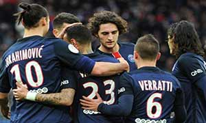 Paris Saint-Germain 4-1 Reims