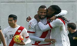 Rayo Vallecano 2-2 Sevilla