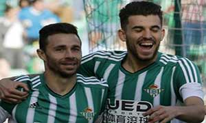 Real Betis 1-0 Valencia