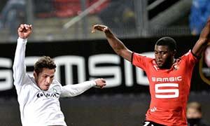 Rennes 0-1 Saint-Etienne