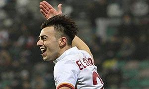 Sassuolo 0-2 AS Roma