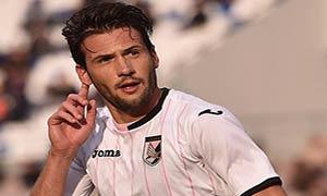 Sassuolo 2-2 Palermo