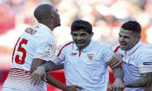 Sevilla 2-0 Las Palmas