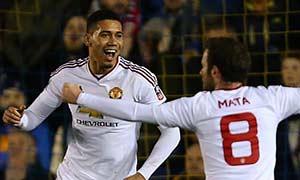 Shrewsbury Town 0-3 Manchester United