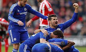 Southampton 1-2 Chelsea
