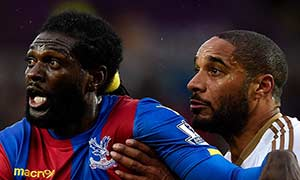 Swansea City 1-1 Crystal Palace