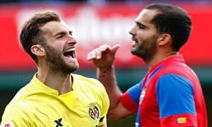 Villarreal 3-0 Levante