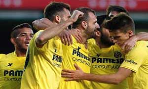 Villarreal 1-0 Malaga