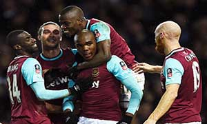 West Ham United 2-1 Liverpool