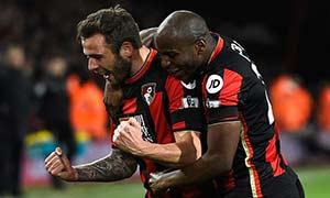 AFC Bournemouth 2-0 Southampton