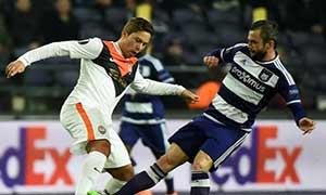 Anderlecht 0-1 Shakhtar Donetsk