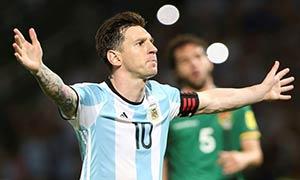 Argentina 2-0 Bolivia